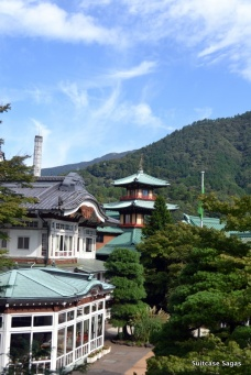 Fujiya hotel Hakone