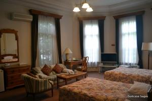 Fujiya hotel room